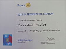 Rotary International Theme